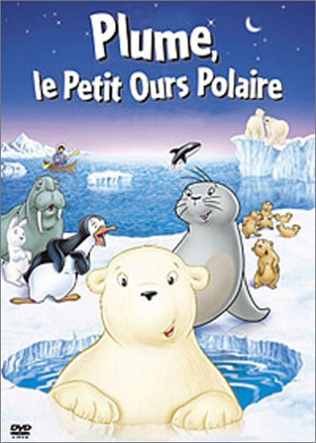 Plume le petit ours polaire dvd blu ray zoom - Plume l ours polaire ...