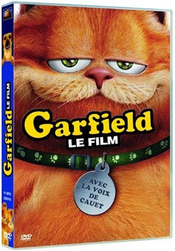 garfield le film dition simple dvd blu ray zoom. Black Bedroom Furniture Sets. Home Design Ideas