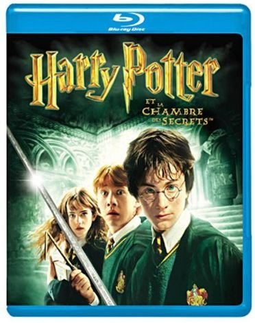 Harry potter et la chambre des secrets blu ray dvd - Harry potter la chambre des secrets ...