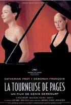 Affiche miniature du film La tourneuse de pages