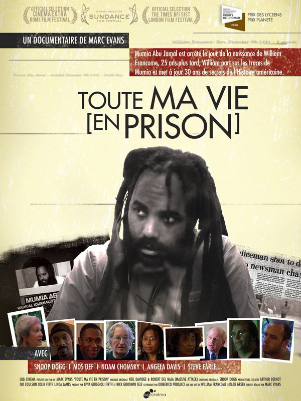 in prison my whole life affiche du film in prison my whole life zoom. Black Bedroom Furniture Sets. Home Design Ideas