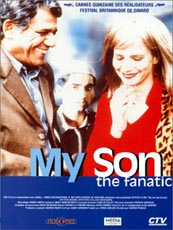 Affiche du film My son the fanatic