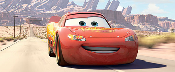 Cars quatre roues flash mcqueen zoom - Flash mcqueen film gratuit ...