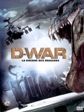 Affiche du film D-War, la guerre des Dragons