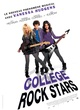 Affiche du film College Rock Stars