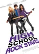 Affiche du film High School Rock Stars