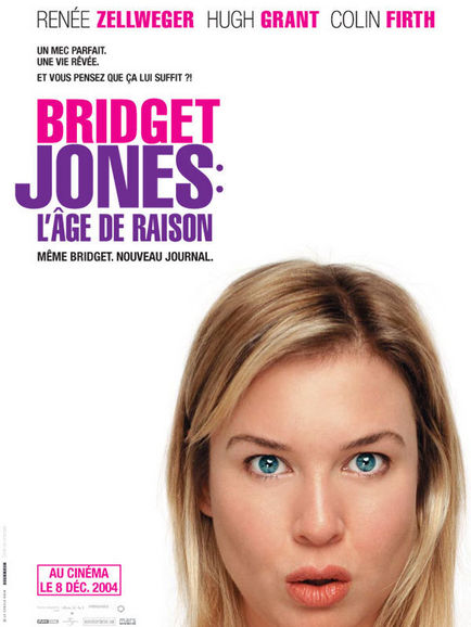 Affiche du film Bridget Jones 3