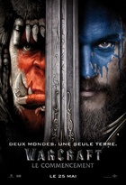 Affiche miniature du film Warcraft