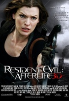 Affiche miniature du film Resident Evil : Afterlife
