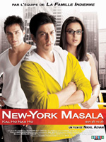 Affiche du film New-York Masala
