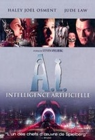 Affiche miniature du film A.I, Intelligence Artificielle