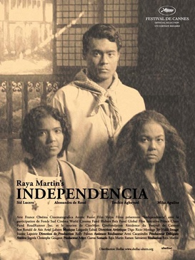 Affiche du film Independencia