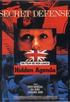 Affiche miniature du film Hidden Agenda