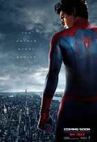 Affiche miniature du film The Amazing Spider-Man