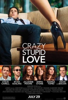 Affiche miniature du film Crazy, Stupid, Love