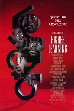 Affiche du film Higher Learning