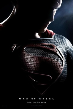Affiche du film Superman - Man of steel