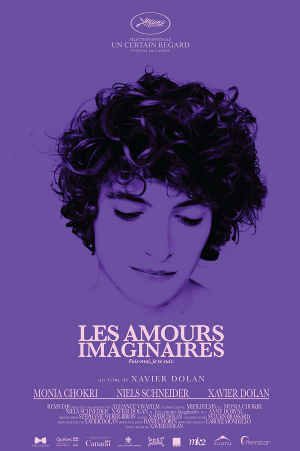Les Amours Imaginaires [FRENCH DVDRiP]