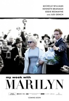 Affiche miniature du film My Week With Marilyn