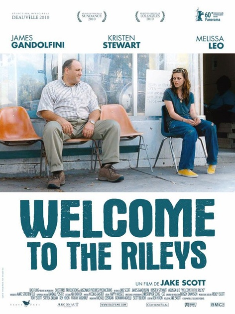 Affiche du film Welcome to the Rileys