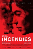 Affiche miniature du film Incendies