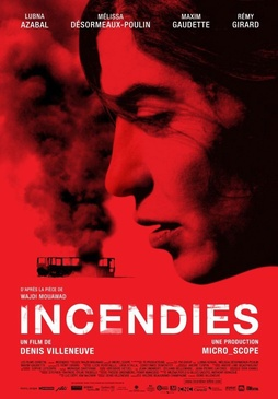 Affiche du film Incendies