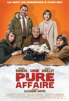 Affiche miniature du film Une pure affaire