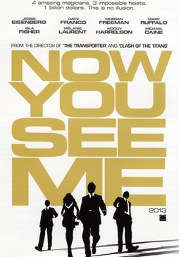 Affiche du film Now You See Me