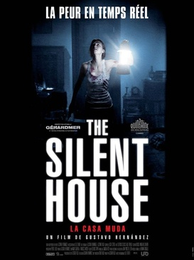 Affiche du film The Silent House
