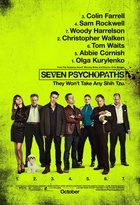 Affiche miniature du film Seven Psychopaths