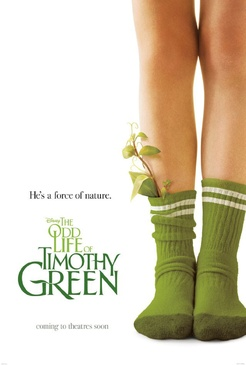Affiche du film The Odd Life of Timothy Green