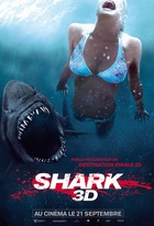 Affiche miniature du film Shark 3D