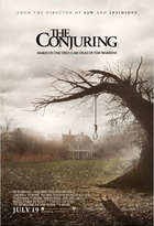 Affiche miniature du film The Conjuring