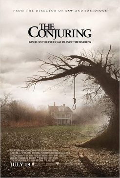 Affiche du film The Conjuring