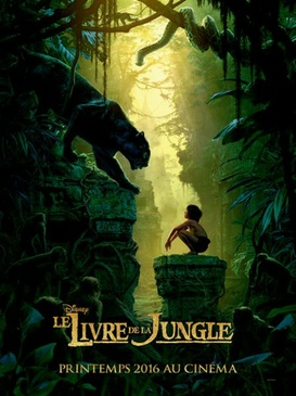Affiche du film Le Livre de la Jungle (2016)
