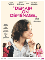 Affiche du film Demain on déménage