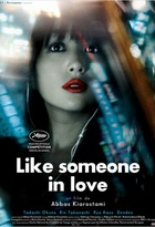 Affiche miniature du film Like someone in love