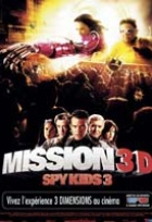 Affiche miniature du film Mission 3D Spy Kids 3