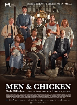 Affiche du film Men and Chicken