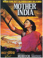 Affiche du film Mother India