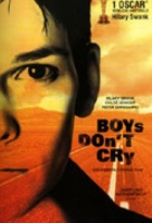 Affiche miniature du film Boys don't cry