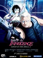 Affiche du film Ghost in the shell 2-  Innocence