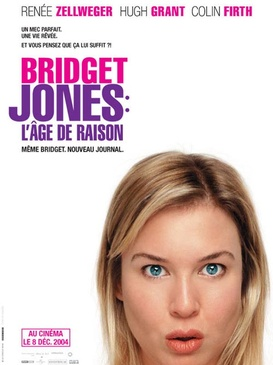 Affiche du film Bridget Jones, l'âge de raison