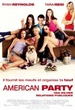 American party - Van Wilder, relations publiques