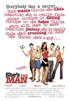 Affiche miniature du film She's the Man