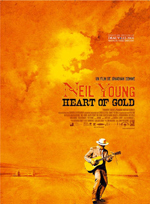 Affiche du film Neil Young : Heart of Gold