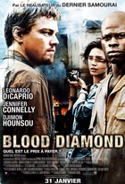 Affiche miniature du film Blood Diamond