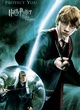 affiche du film harry potter ron et malefoy