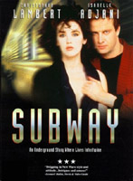 Affiche du film Subway