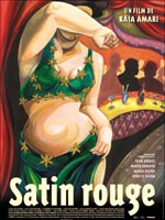 Affiche du film Satin Rouge